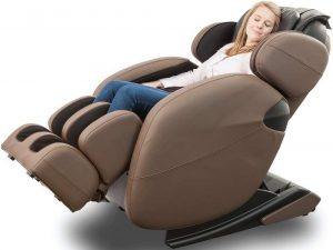 do massage chairs help back pain