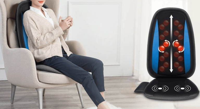 are massage cushions good for you