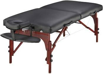 how to clean a massage table