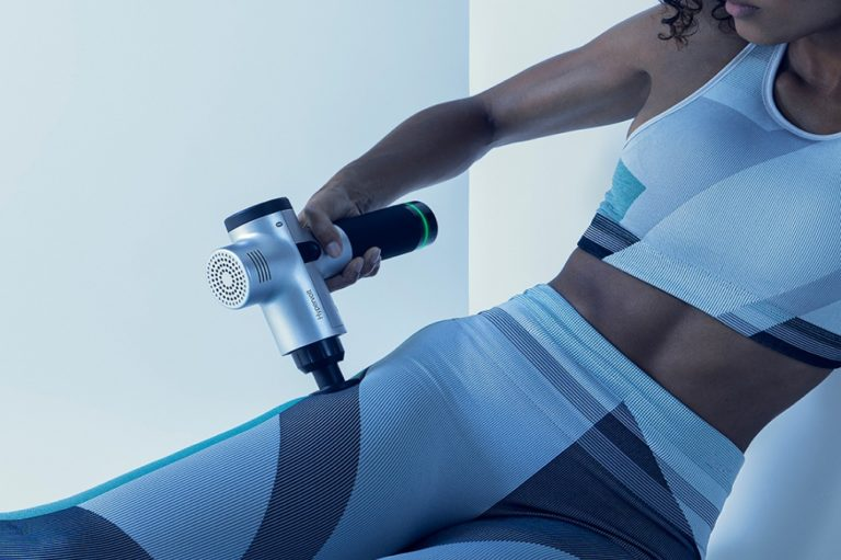 is percussion massager good for sciatica