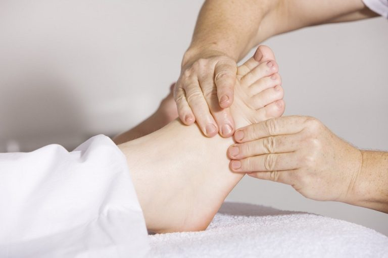 are foot massagers good for swollen feet