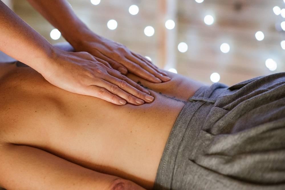 massage help lose weight